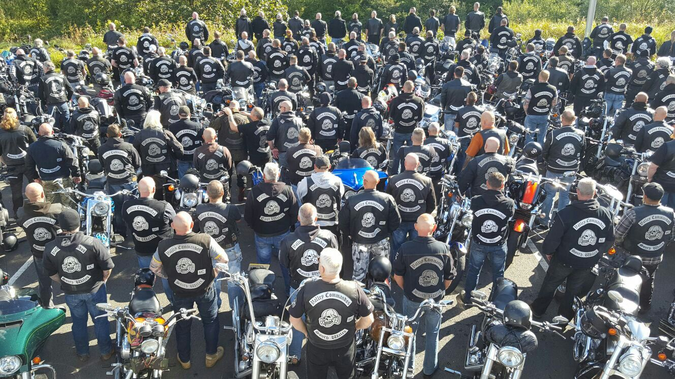 Pictures - Valley Commandos - Welsh Motorcycle Club History
